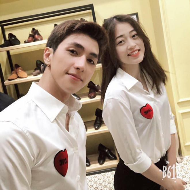 Diễn viên Bình An công khai chuyện hẹn hò với Hoa hậu Phương Nga - 2