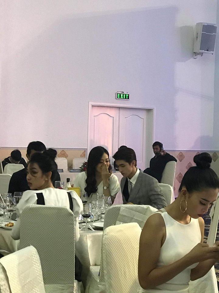 Diễn viên Bình An công khai chuyện hẹn hò với Hoa hậu Phương Nga - 4