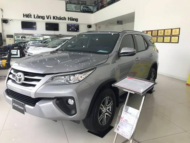 Cập nhật giá lăn bánh xe Toyota Fortuner 2019 mới nhất cùng nhiều ưu đãi hấp dẫn - 1