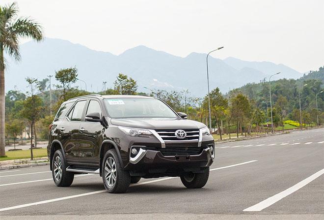Cập nhật giá lăn bánh xe Toyota Fortuner 2019 mới nhất cùng nhiều ưu đãi hấp dẫn - 3