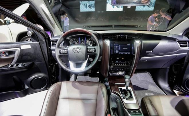 Cập nhật giá lăn bánh xe Toyota Fortuner 2019 mới nhất cùng nhiều ưu đãi hấp dẫn - 4