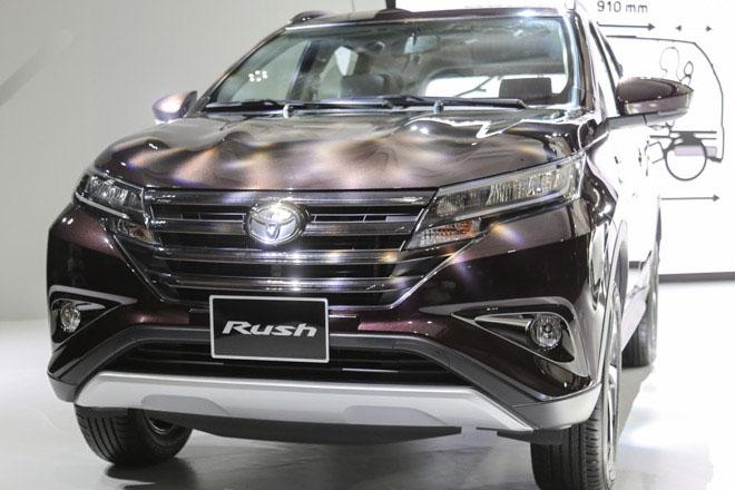 Cập nhật giá lăn bánh xe Toyota Rush 2019 tại đại lý - Có sự điều chỉnh giá trong năm mới - 4