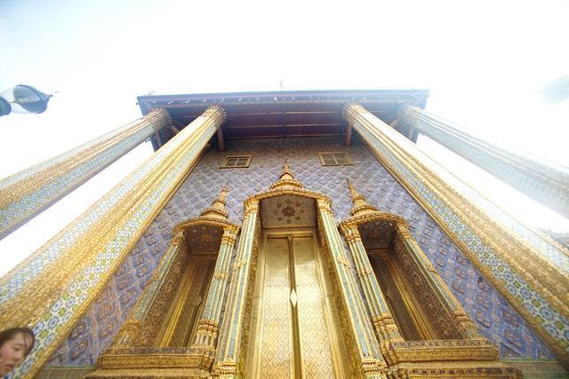 Cung điện dát vàng lớn nhất Thái Lan, sánh ngang với Tử Cấm Thành - 4