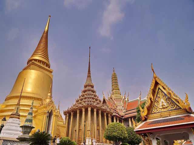 Cung điện dát vàng lớn nhất Thái Lan, sánh ngang với Tử Cấm Thành - 3