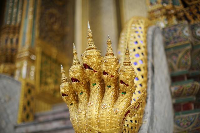 Cung điện dát vàng lớn nhất Thái Lan, sánh ngang với Tử Cấm Thành - 9