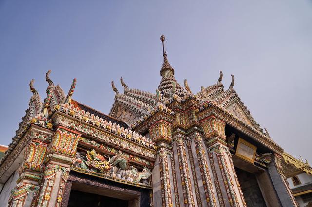 Cung điện dát vàng lớn nhất Thái Lan, sánh ngang với Tử Cấm Thành - 6