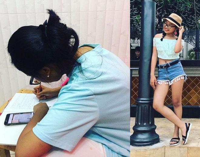 Phong cách ra phố sành điệu của Phương Mỹ Chi với short ngắn, quần rách te tua - 3