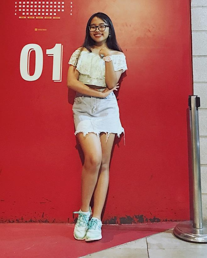 Phong cách ra phố sành điệu của Phương Mỹ Chi với short ngắn, quần rách te tua - 8