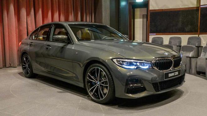 BMW 3-Series 2020 thế hệ mới nổi bật với lớp sơn Dravite Grey Metallic - 1