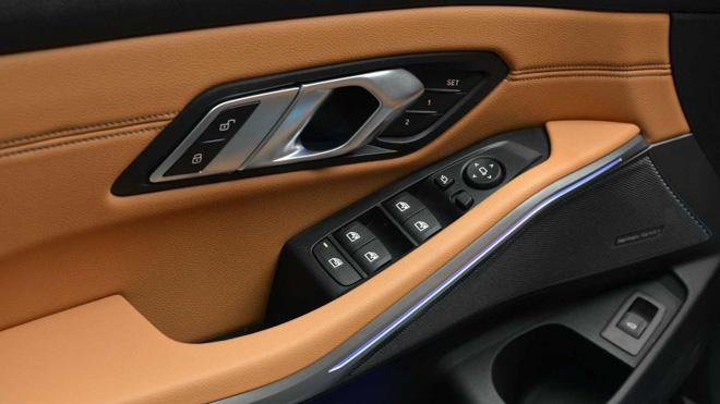 BMW 3-Series 2020 thế hệ mới nổi bật với lớp sơn Dravite Grey Metallic - 11