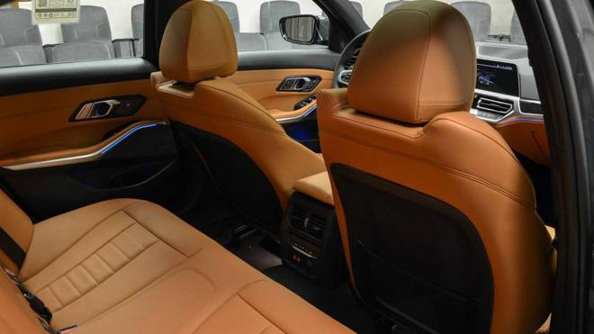 BMW 3-Series 2020 thế hệ mới nổi bật với lớp sơn Dravite Grey Metallic - 12