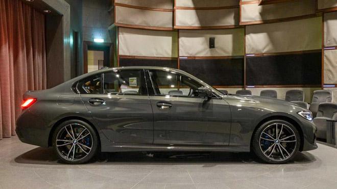 BMW 3-Series 2020 thế hệ mới nổi bật với lớp sơn Dravite Grey Metallic - 3