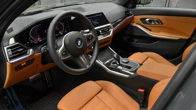 BMW 3-Series 2020 thế hệ mới nổi bật với lớp sơn Dravite Grey Metallic - 7