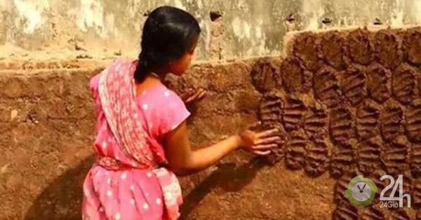 Bánh phân bò của người Ấn Độ có ăn được không?