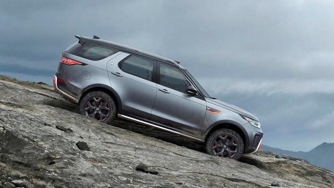 Land Rover tiếp tục khai tử thêm dòng xe Discovery SVX - 5