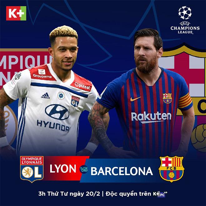 Chờ màn đối đầu đỉnh cao ở Champions League - 1