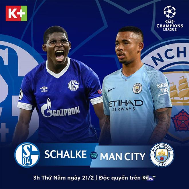 Chờ màn đối đầu đỉnh cao ở Champions League - 2