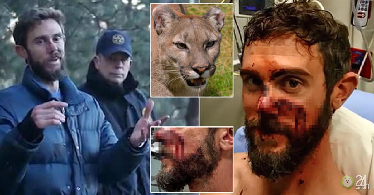 VĐV điền kinh hóa Võ Tòng nước Mỹ: Tay không quật chết sư tử