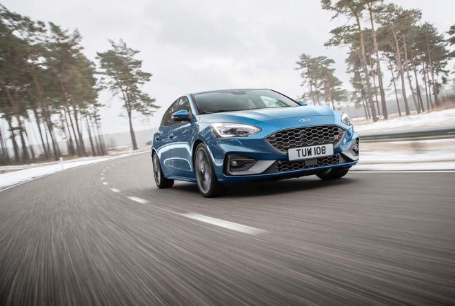 Ford chính thức vén màn Focus ST 2020 với sức mạnh 276 mã lực - 1