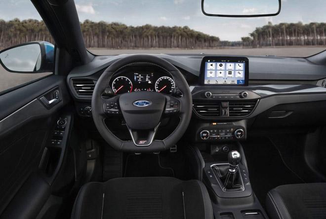 Ford chính thức vén màn Focus ST 2020 với sức mạnh 276 mã lực - 11