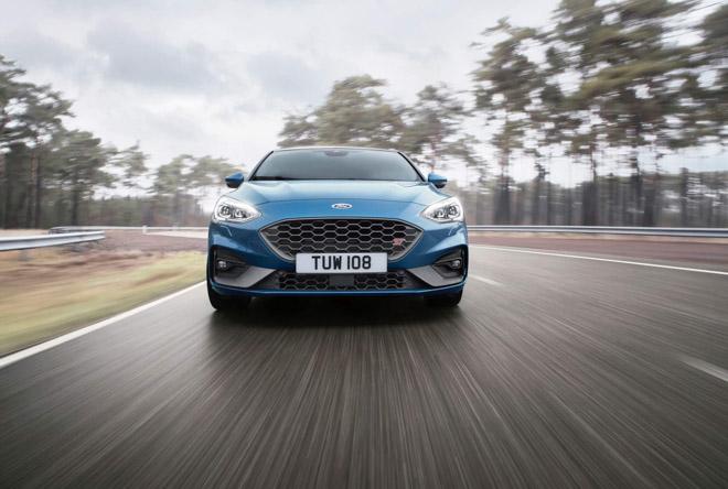 Ford chính thức vén màn Focus ST 2020 với sức mạnh 276 mã lực - 5