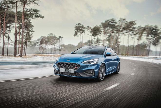 Ford chính thức vén màn Focus ST 2020 với sức mạnh 276 mã lực - 6