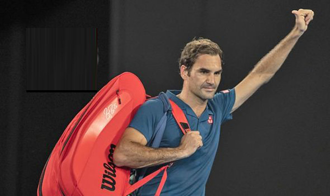 """Bảng xếp hạng tennis 18/2: Federer lùi 1 bước để mơ cán mốc 100 """"thần thánh"""" - 1"""