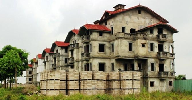 Ngân hàng Nhà nước 'siết' tín dụng bất động sản - 1