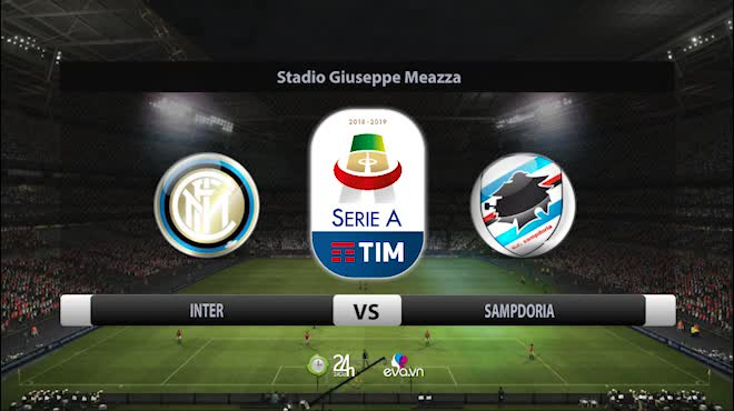 Highlight: Inter Milan vs Sampdoria