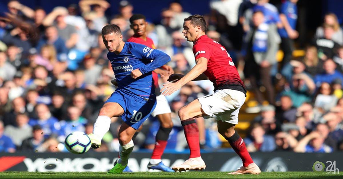 Trực tiếp bóng đá Chelsea - MU: Đấu trí cân não Sarri...