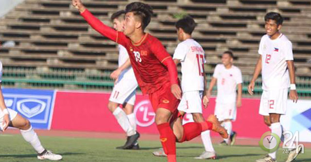 SAO U22 Việt Nam nén đau thi đấu, đánh giá Timor Leste hay hơn Philippines