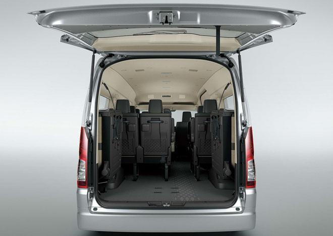 Toyota Hiace 2020 chính thức ra mắt với diện mạo mới, đi kèm hai cấu hình động cơ - 7