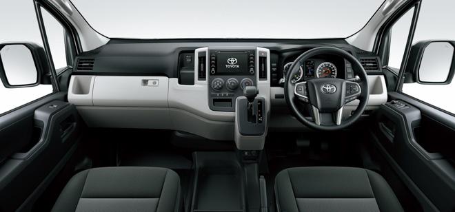 Toyota Hiace 2020 chính thức ra mắt với diện mạo mới, đi kèm hai cấu hình động cơ - 6