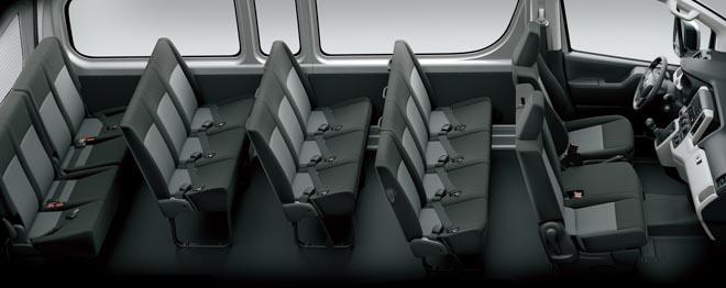 Toyota Hiace 2020 chính thức ra mắt với diện mạo mới, đi kèm hai cấu hình động cơ - 4