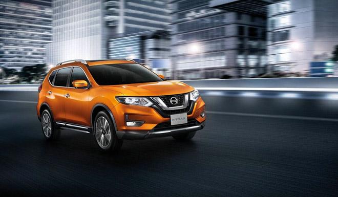 Nissan X-Trail 2019 Facelift ra mắt tại Thái Lan với giá bán từ 985 triệu đồng - 1