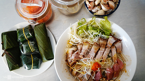 Những món đặc sản giá bình dân ở Đà Nẵng - 1
