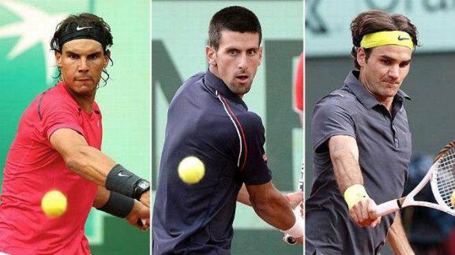"""Tay vợt vĩ đại nhất lịch sử: Nadal - Federer bị chốt câu như """"dao đâm"""" - 1"""