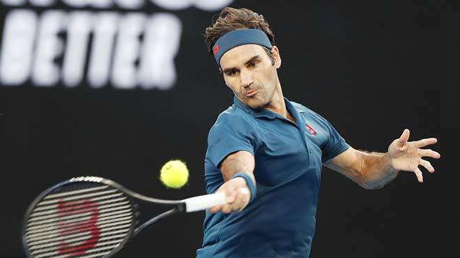 Tin thể thao HOT 20/2: Federer trở lại đánh sân đất nện - 1