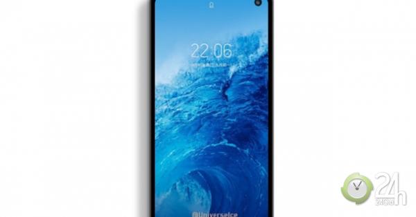Hé lộ poster Galaxy S10e vàng, đè bẹp iPhone Xr bản gold