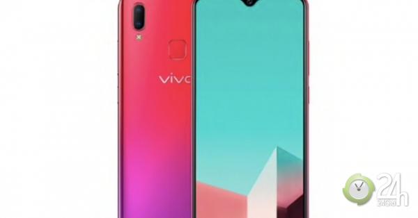 Ra mắt Vivo U1 giá cực rẻ, pin trâu