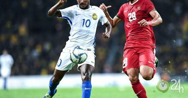 Trực tiếp bóng đá U22 Indonesia - U22 Malaysia: Săn vé bán kết bảng tử thần