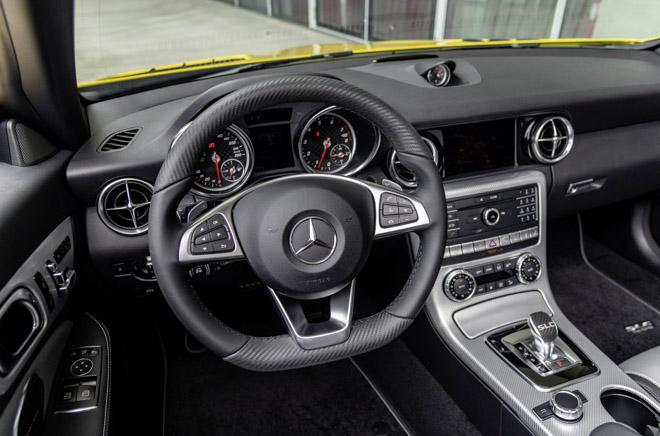 Mercedes-Benz SLC Final Edition - Lời tạm biệt của dòng mui trần mang tính biểu tượng - 4