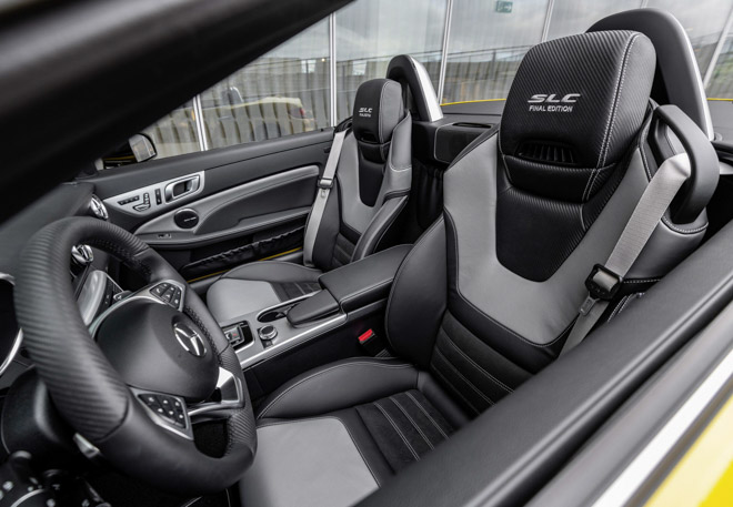 Mercedes-Benz SLC Final Edition - Lời tạm biệt của dòng mui trần mang tính biểu tượng - 6