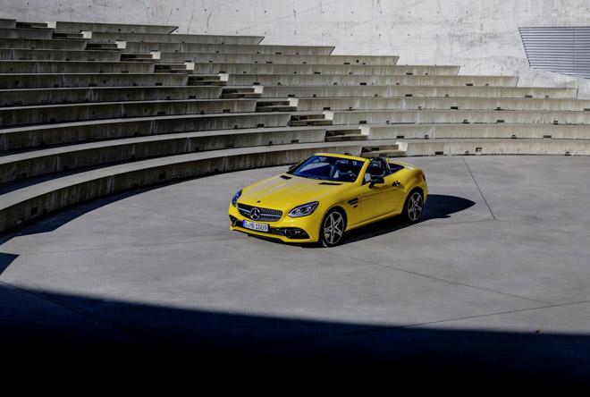 Mercedes-Benz SLC Final Edition - Lời tạm biệt của dòng mui trần mang tính biểu tượng - 2