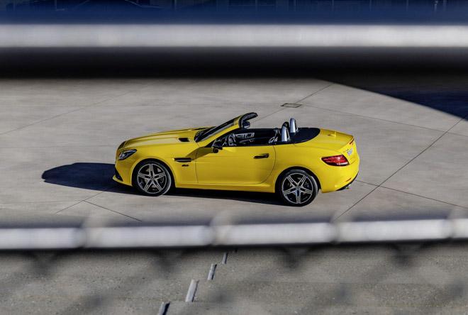 Mercedes-Benz SLC Final Edition - Lời tạm biệt của dòng mui trần mang tính biểu tượng - 3