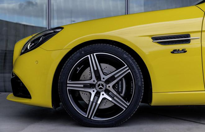 Mercedes-Benz SLC Final Edition - Lời tạm biệt của dòng mui trần mang tính biểu tượng - 10