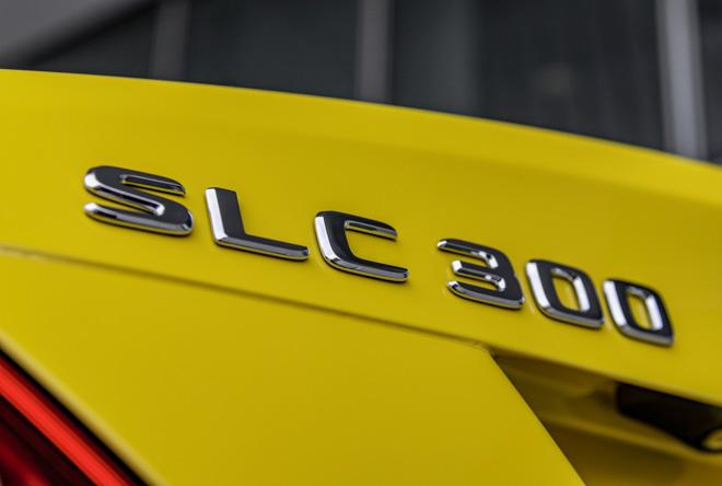 Mercedes-Benz SLC Final Edition - Lời tạm biệt của dòng mui trần mang tính biểu tượng - 12