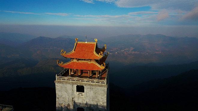 Chiêm ngưỡng tượng Phật cao nhất Việt Nam trên đỉnh núi Fansipan - 2