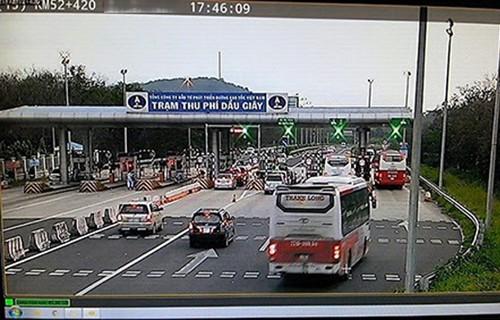 Ngày đầu kiểm tra cao tốc TP HCM - Long Thành - Dầu Giây: Doanh thu toàn tuyến 3,3 tỉ đồng/ngày - 1