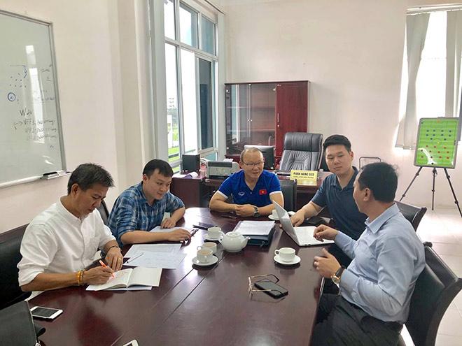 HLV Park Hang Seo vẫn dẫn dắt U23 Việt Nam dự SEA Games 2019 - 1